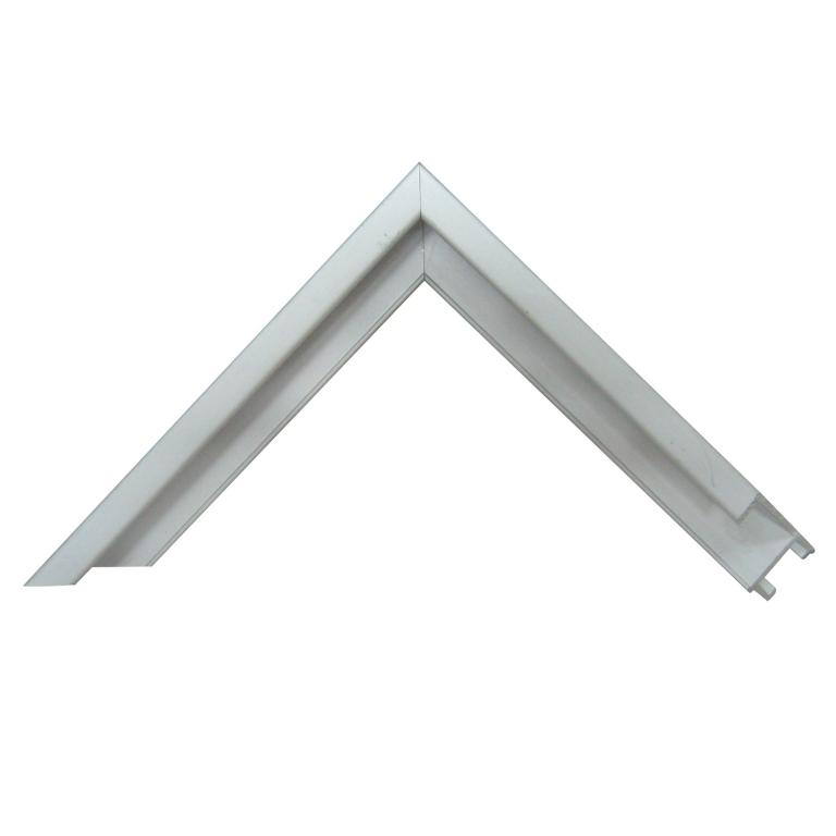高腳鋁框 霧銀