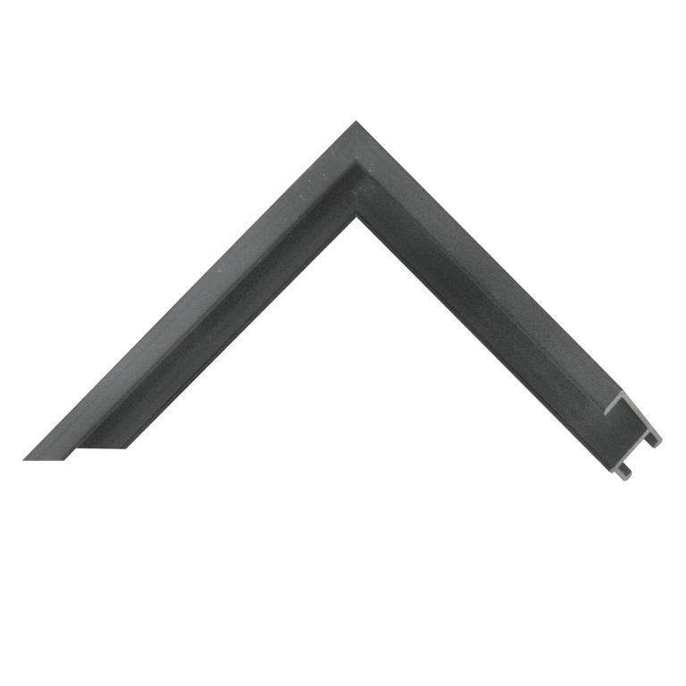 高腳鋁框 霧黑