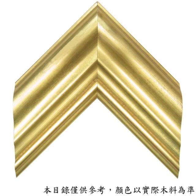 金箔木框A108-1